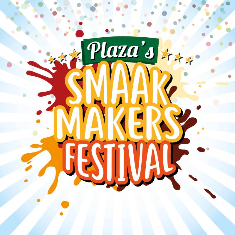 Plaza's smaakmakers festival